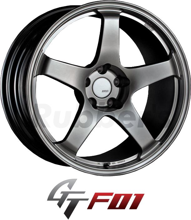 SSR GTF01 20×11J +15 5H PCD114.3 【メーカー在庫限り】の画像