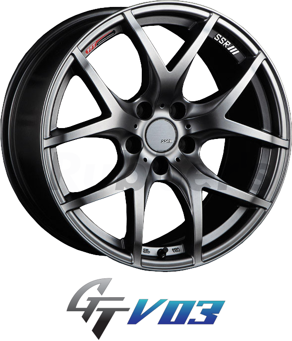 SSR GTV03 19×10.5J +15 5H PCD114.3 【メーカー在庫限り】の画像