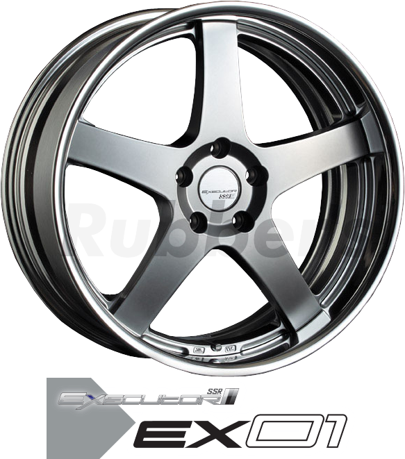 SSR EXECUTOR(エグゼキューター) EX01 20×10J 5H PCD114.3/112/120/特殊100の画像