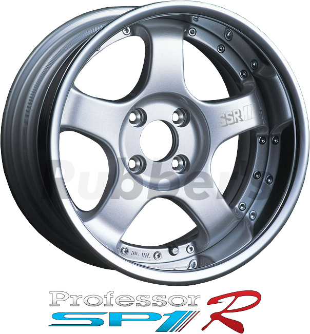 SSR Professor(プロフェッサー) SP1R 15×6.5J 4H PCD100/114.3の画像