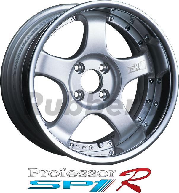 SSR Professor(プロフェッサー) SP1R 17×9.5J 4/5H PCD100/114.3の画像