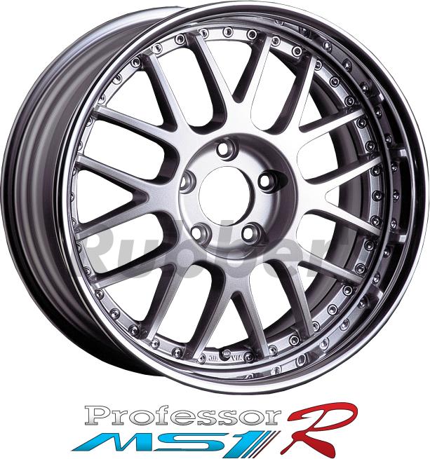 SSR Professor(プロフェッサー) MS1R 17×9.5J 4/5H PCD100/114.3の画像