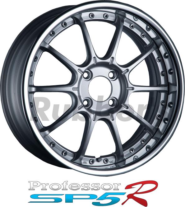 SSR Professor(プロフェッサー) SP5R 17×8J 4H PCD100の画像