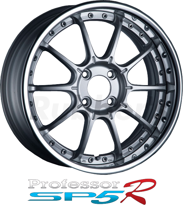 SSR Professor(プロフェッサー) SP5R 17×10.5J 4H PCD100の画像