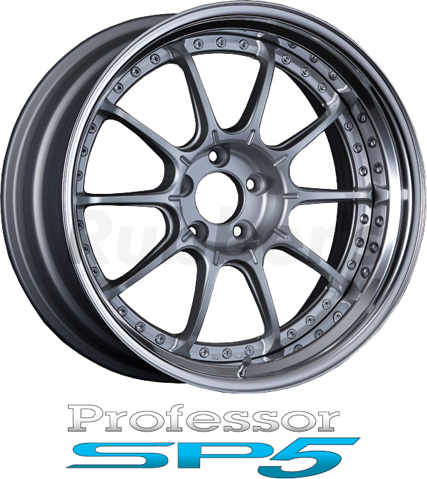 SSR Professor(プロフェッサー) SP5 18×10J 5H PCD100/114.3の画像