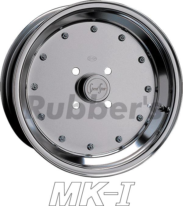 SSR SPEED STAR(スピードスター) MK-I 14×5B 4H PCD100/110/114.3の画像